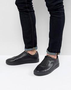 Черные кроссовки Religion - Черный