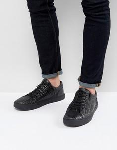 Черные кроссовки Religion Barney - Черный
