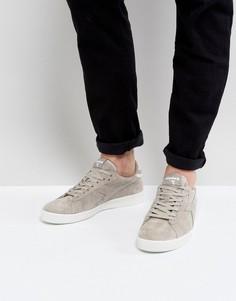 Серые кроссовки Diadora Game - Серый