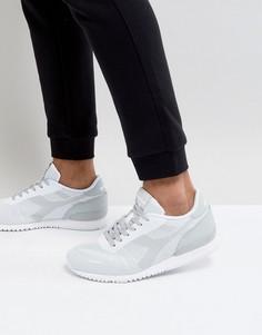 Бежевые кроссовки Diadora Titan - Бежевый