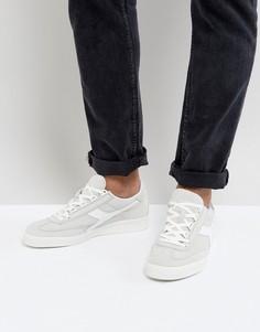 Серые кроссовки Diadora B.Original - Серый