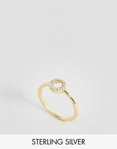 Позолоченное кольцо Johnny Loves Rosie - Золотой