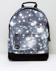 Рюкзак с принтом Mi-Pac - Черный