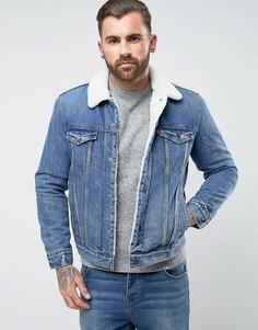 Куртка Levis Type 3 - Синий Levis®