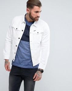Приталенная куртка G-Star 3301 MR 3D - Белый