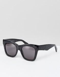 Солнцезащитные очки Weekday Voyage - Мульти
