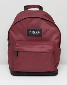 Бордовый рюкзак Nicce London - Красный