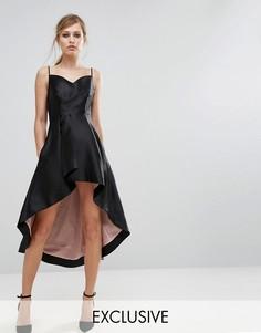 Платье Asilio Exclusive Cross The Fader - Черный