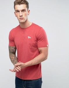 Меланжевая футболка с круглым вырезом Tokyo Laundry - Красный