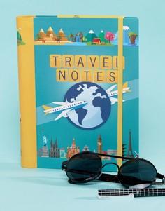 Дневник для путешествий - Мульти Books