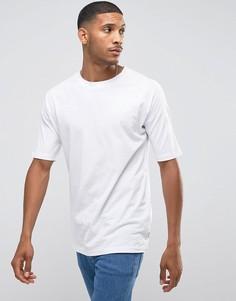 Свободная футболка Jack & Jones Core - Белый