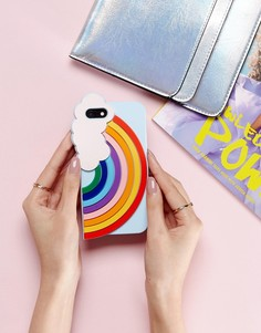 Чехол для iPhone 6/6S/7 с радугой BAN.DO - Мульти