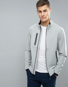 Непромокаемая куртка Calvin Klein Golf - Серебряный