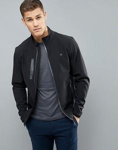 Непромокаемая куртка Calvin Klein Golf - Черный