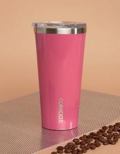 Розовый стакан Corkcicle - Мульти