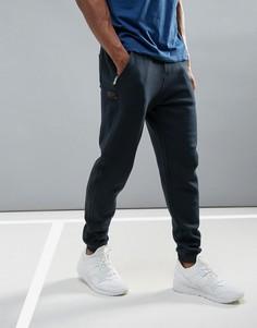Флисовые спортивные штаны Dissident - Темно-синий