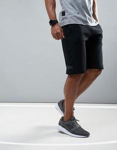 Флисовые спортивные шорты Dissident - Черный