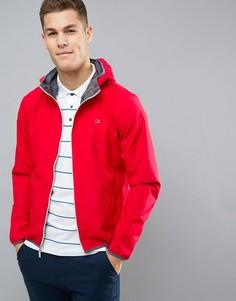 Ветровка с капюшоном Calvin Klein Golf - Красный