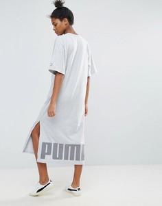 Платье Puma Xtreme - Серый