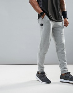 Флисовые спортивные штаны Dissident - Серый