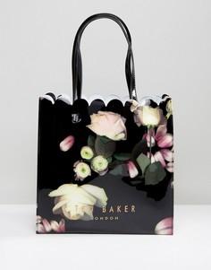 Сумка с цветочным принтом Ted Baker - Мульти