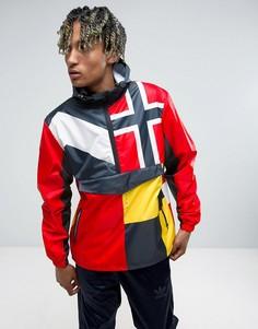Спортивная куртка без застежки 10.Deep Victory - Темно-синий
