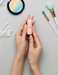 Бальзам для губ в виде кролика In Unicorns We Trust - Vanilla/Coco - Прозрачный