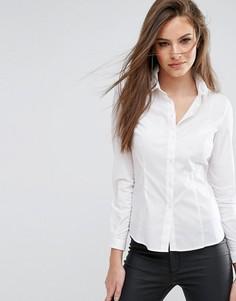 Классическая рубашка Sisley - Белый