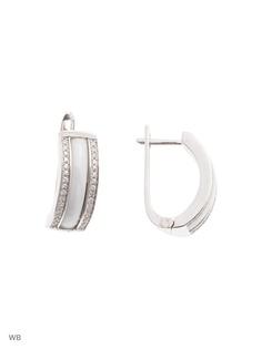 Серьги FRESH Jewelry