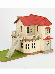 Кукольные домики Sylvanian Families