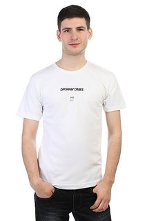 Футболка Undefeated Droppin Dimes Tee White