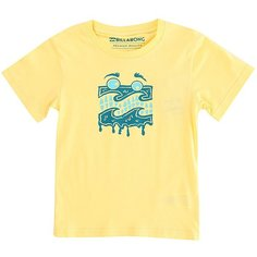 Футболка Billabong Wave Meltss Toddler Sun