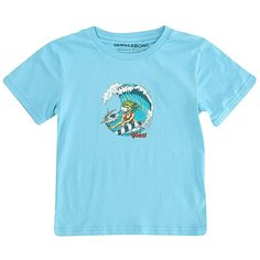 Футболка Billabong Shreddyss Toddler Light Blue