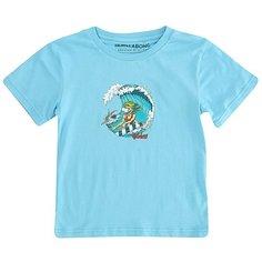 Футболка Billabong Shreddyss Toddler Light Blue