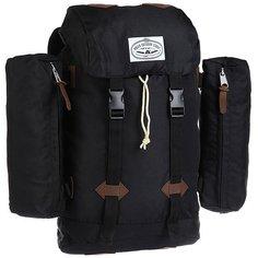 Рюкзак туристический Poler Classic Rucksack Black