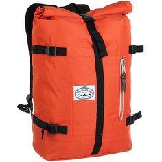 Рюкзак туристический Poler Classic Rolltop Burnt Orange