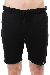 Шорты классические Emblem Shorts Black