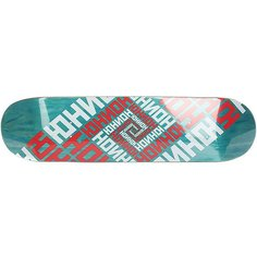 Дека для скейтборда для скейтборда Юнион Skateboard Team Blue 31.5 x 7.875 (20 см)