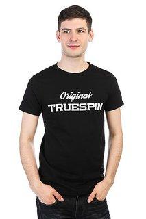 Футболка TrueSpin #3 Deep Black