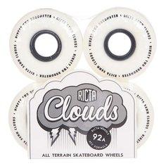 Колеса для скейтборда для скейтборда Ricta Clouds Black 92A 56 mm
