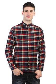 Рубашка в клетку Penfield Barrhead Check Shirt Red