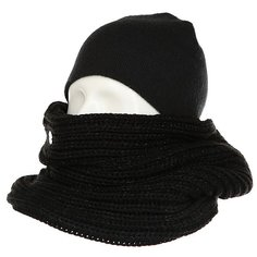 Шарф снуд Celtek Twister Tube Neck Gaiter Black