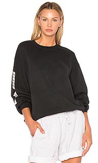 Прямой пуловер с круглым вырезом calabasas - YEEZY Season 4