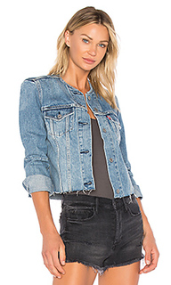 Обрезанная джинсовая куртка - LEVIS Levis®