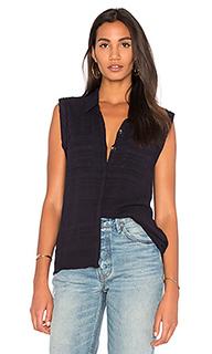 Полосатая рубашка на пуговицах sandbar - Splendid