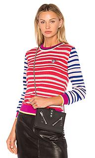 Удобный свитер с фасонным воротом - Kenzo