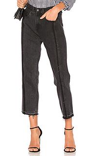 Укороченные джинсы в 2 тонах - rag & bone/JEAN