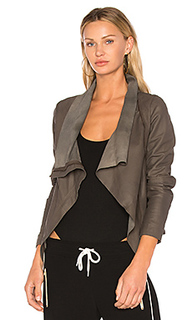 Драпированная куртка с молнией - Muubaa