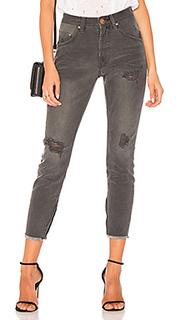 Узкие джинсы с высокой посадкой freebirds - One Teaspoon