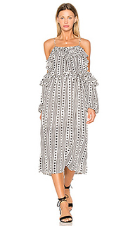Платье миди liberty - Steele